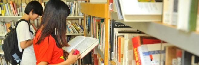 Thư viện nơi tăng thêm kiến thức, cũng như thư giãn đầu óc của nhân viên công ty