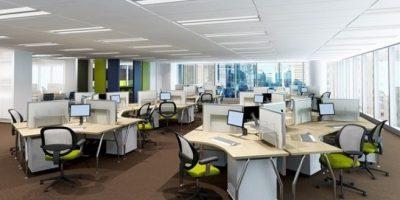 Văn phòng làm việc được rất nhiều công ty quan tâm đến
