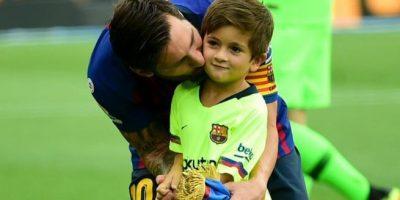 Thiago Messi là ai